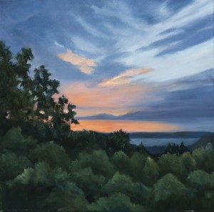Sunset, South Hill Patty Porter